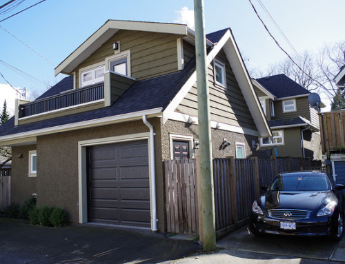 Building a Laneway Home?  You've got tax issues.